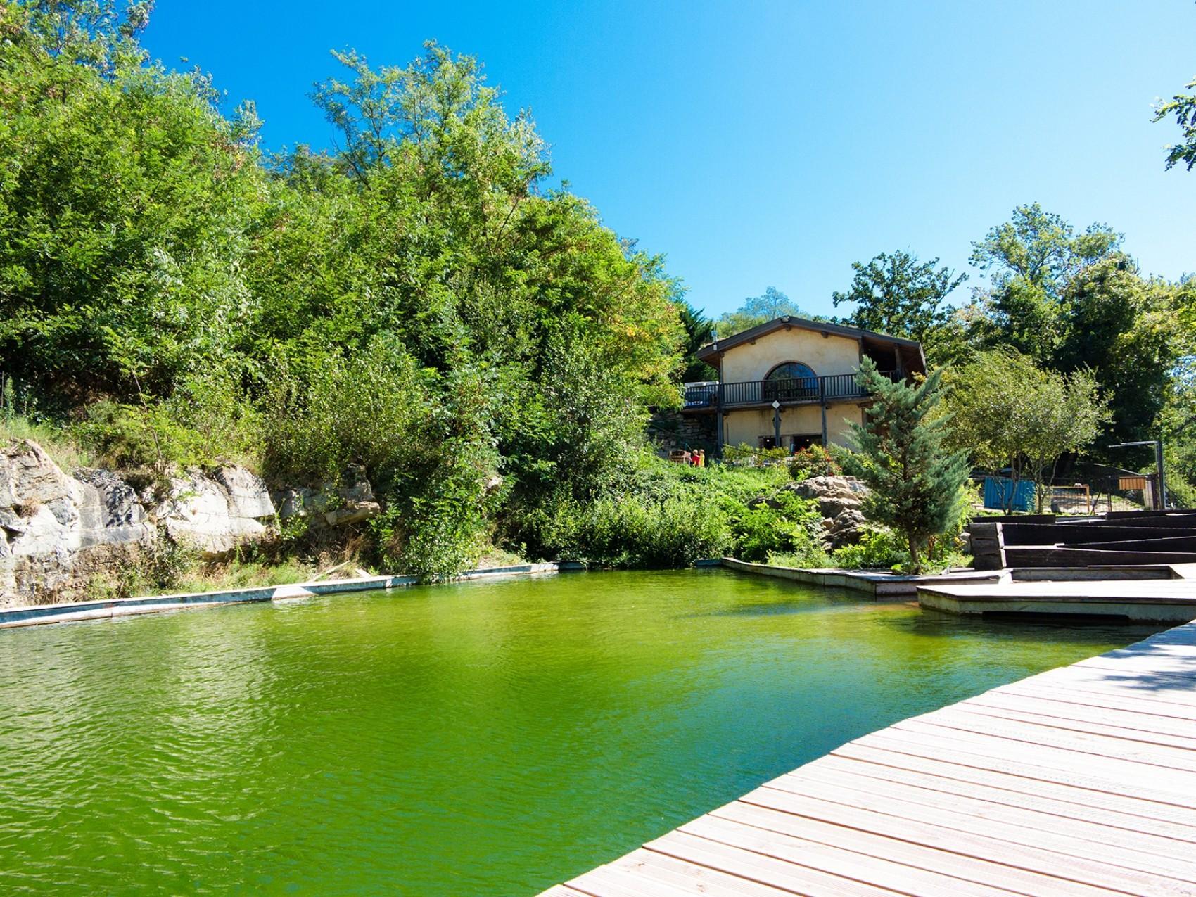 Camping carcassonne avec piscine languedoc roussillon le bout du monde - Camping albertville avec piscine ...