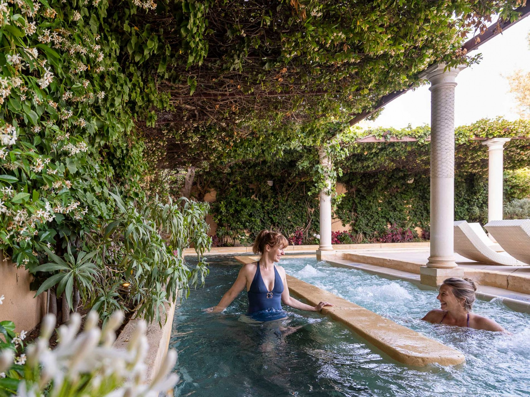 Camping Languedoc Roussillon Beauty And Wellness During Your Stay