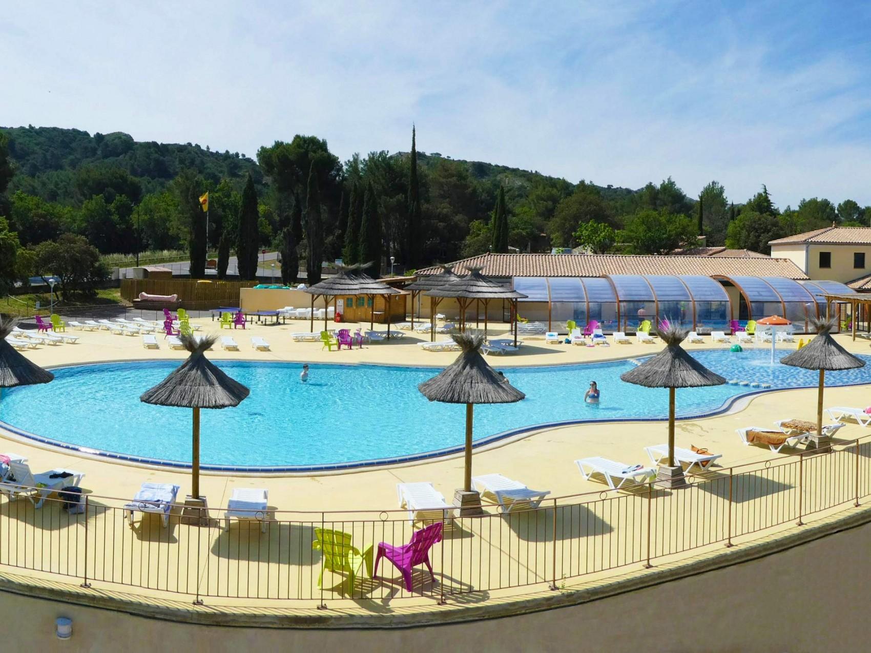 Acqua Azzurra Piscine campeggio piscina charleval, provenza alpi costa azzurra