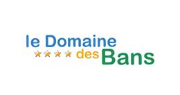 Logo Le Domaine des Bans