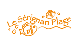 Logo Le Sérignan Plage
