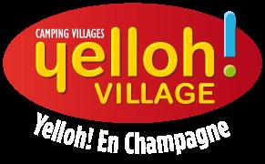 Logo Yelloh! en Champagne