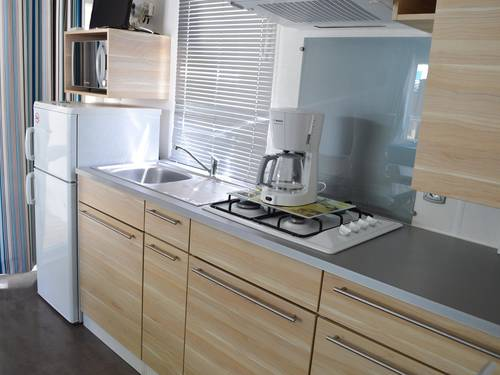 Languedoc Roussillon Mobilhome Kaki 6 People 3 Bedrooms 1 Bathroom