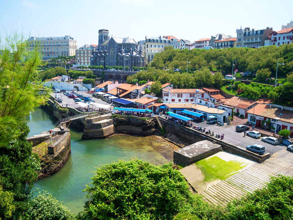 Camping Biarritz
