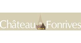 Logo Château de Fonrives