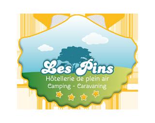 Logo Camping Les Pins