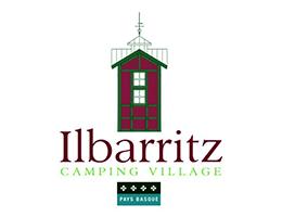Logo camping Ilbarritz
